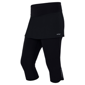 NRS HydroSkin 0.5 Capri Pant with Skirt