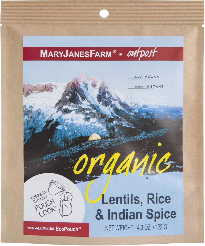 Mary Janes Farm Organic Lentils, Rice & Indian Spice