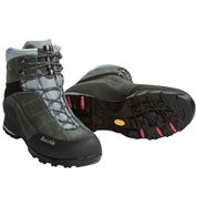 photo of a Raichle hiking boot