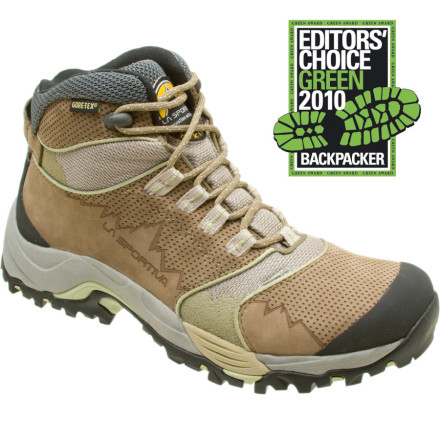 photo: La Sportiva FE Eco 3.0 GTX hiking boot
