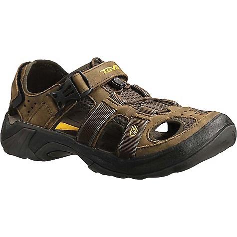 photo: Teva Omnium Leather sport sandal