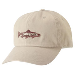 Patagonia Cotton Stretch Logo Hat