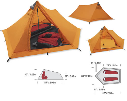 photo: Outdoor Research NightHaven tarp/shelter