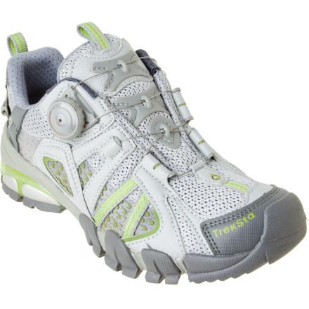 photo: TrekSta Women's Sidewinder trail running shoe