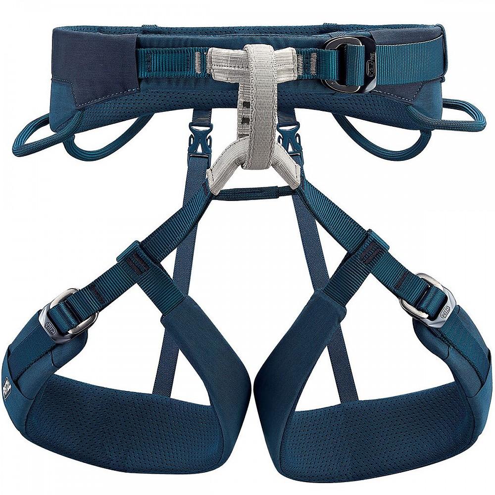 photo: Petzl Adjama sit harness