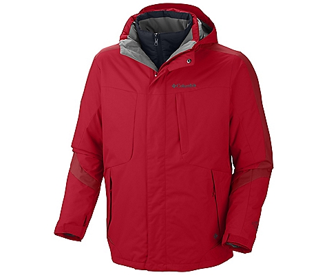 Columbia Whirlibird III Interchange Jacket