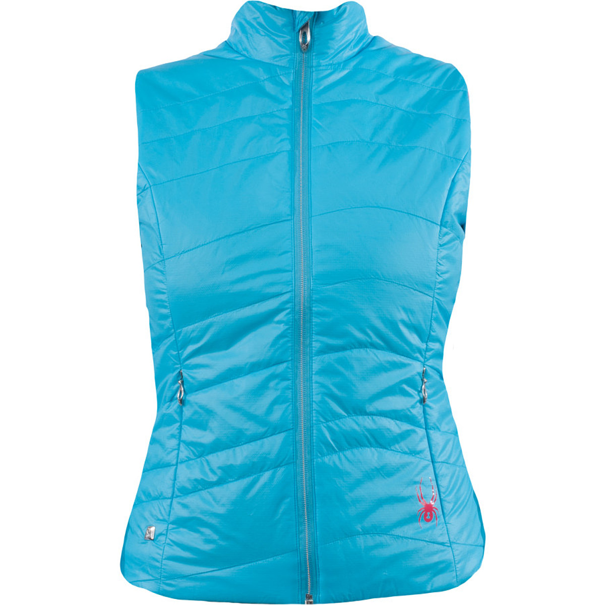 photo: Spyder Curve Sweater Weight Vest synthetic insulated vest