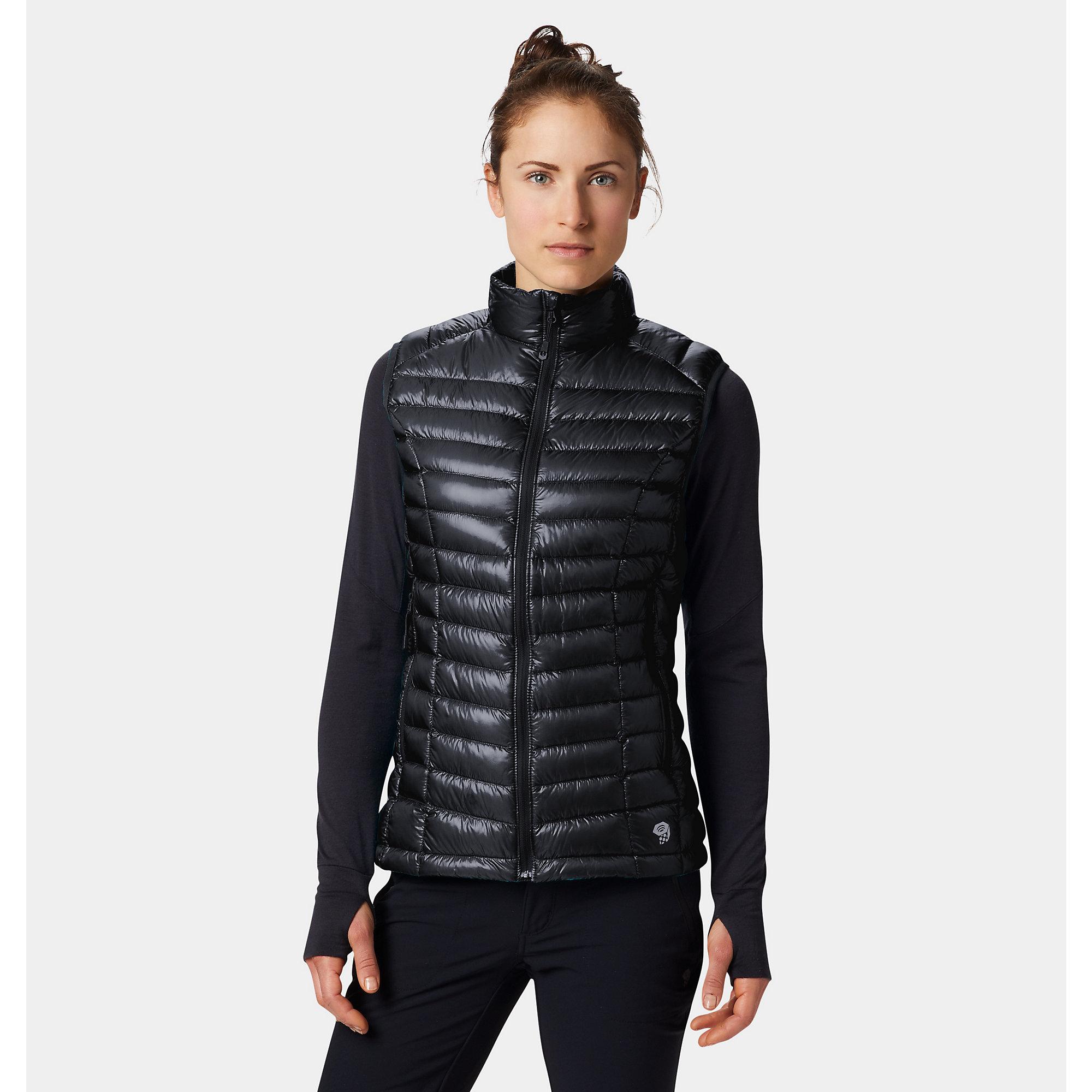 photo: Mountain Hardwear Women's Ghost Whisperer Down Vest down insulated vest
