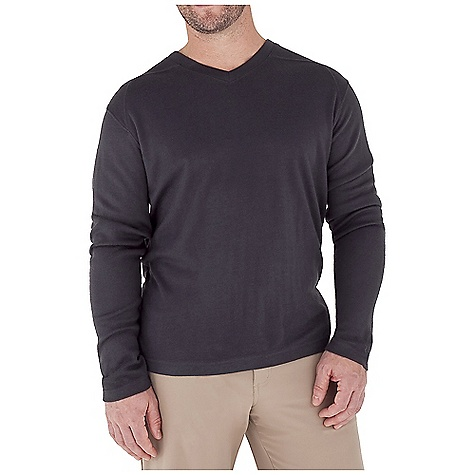 photo: Royal Robbins The Duke V-Neck long sleeve performance top