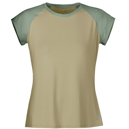 photo: Mountain Hardwear Rappel T Short Sleeve short sleeve performance top