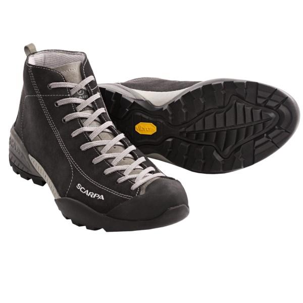 photo: Scarpa Mojito Mid GTX winter boot