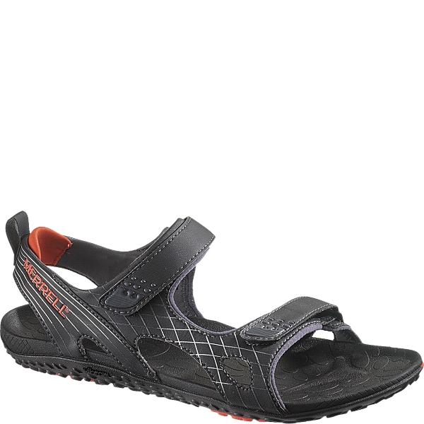 photo: Merrell Barefoot Water Aqua Wrap sport sandal