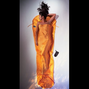 photo: Cocoon Silk MummyLiner sleeping bag liner