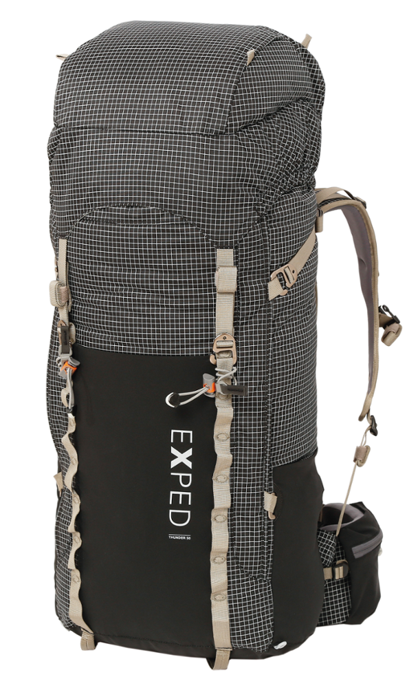photo: Exped Thunder 50 weekend pack (50-69l)