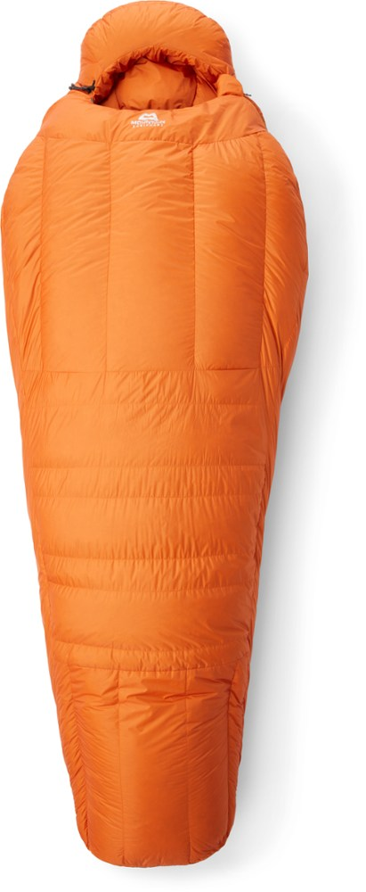 photo: Mountain Equipment Iceline cold weather down sleeping bag