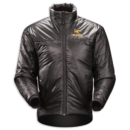 photo: Arc'teryx Solo Jacket synthetic insulated jacket