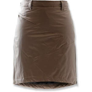 Skhoop Uneven Knee Skirt