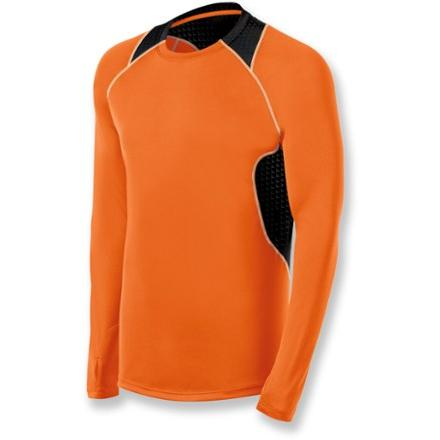 photo: Asics Favorite Long Sleeve long sleeve performance top