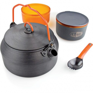 photo: GSI Outdoors Halulite Ketalist Cookset pot/pan