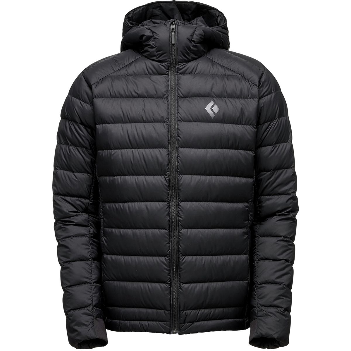 photo: Black Diamond Cold Forge Down Hoody down insulated jacket