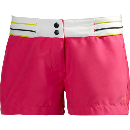 photo: Helly Hansen Hydro Power Trunk active short