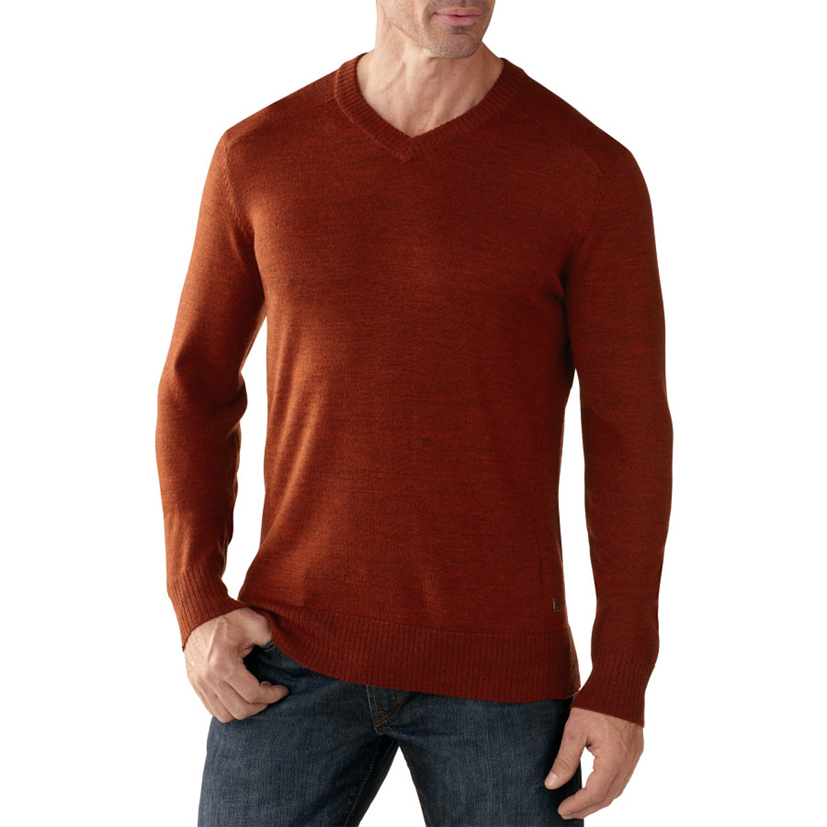 Smartwool Kiva Ridge V-Neck Sweater