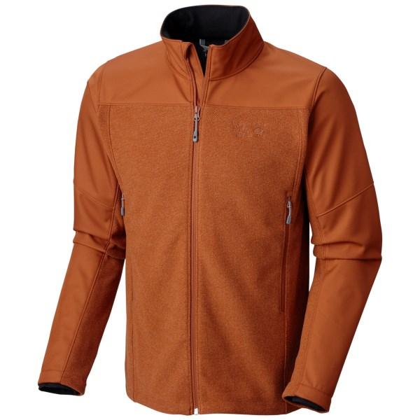 Mountain Hardwear Hybrid Toasty Tweed Jacket