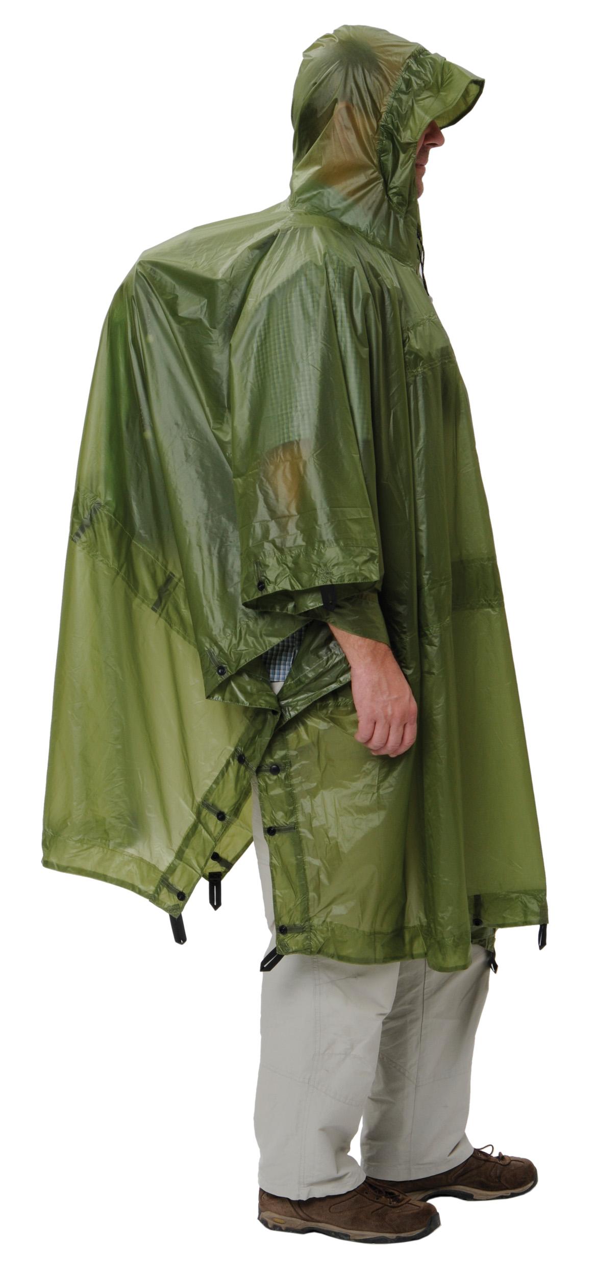 photo: Exped Bivy Poncho UL waterproof jacket