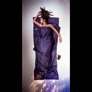 photo: Cocoon Silk TravelSheet sleeping bag liner
