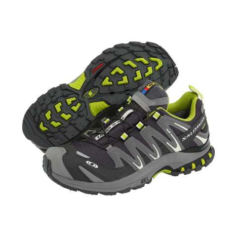 photo: Salomon Women's XA Pro 3D Ultra GTX trail running shoe