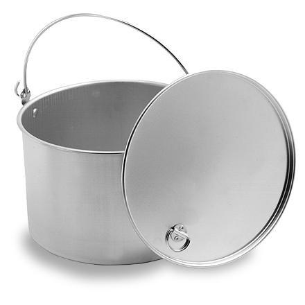 Open Country Aluminum Covered Kettle - 4 Quart