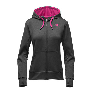 The North Face Fave Full Zip Hoodie
