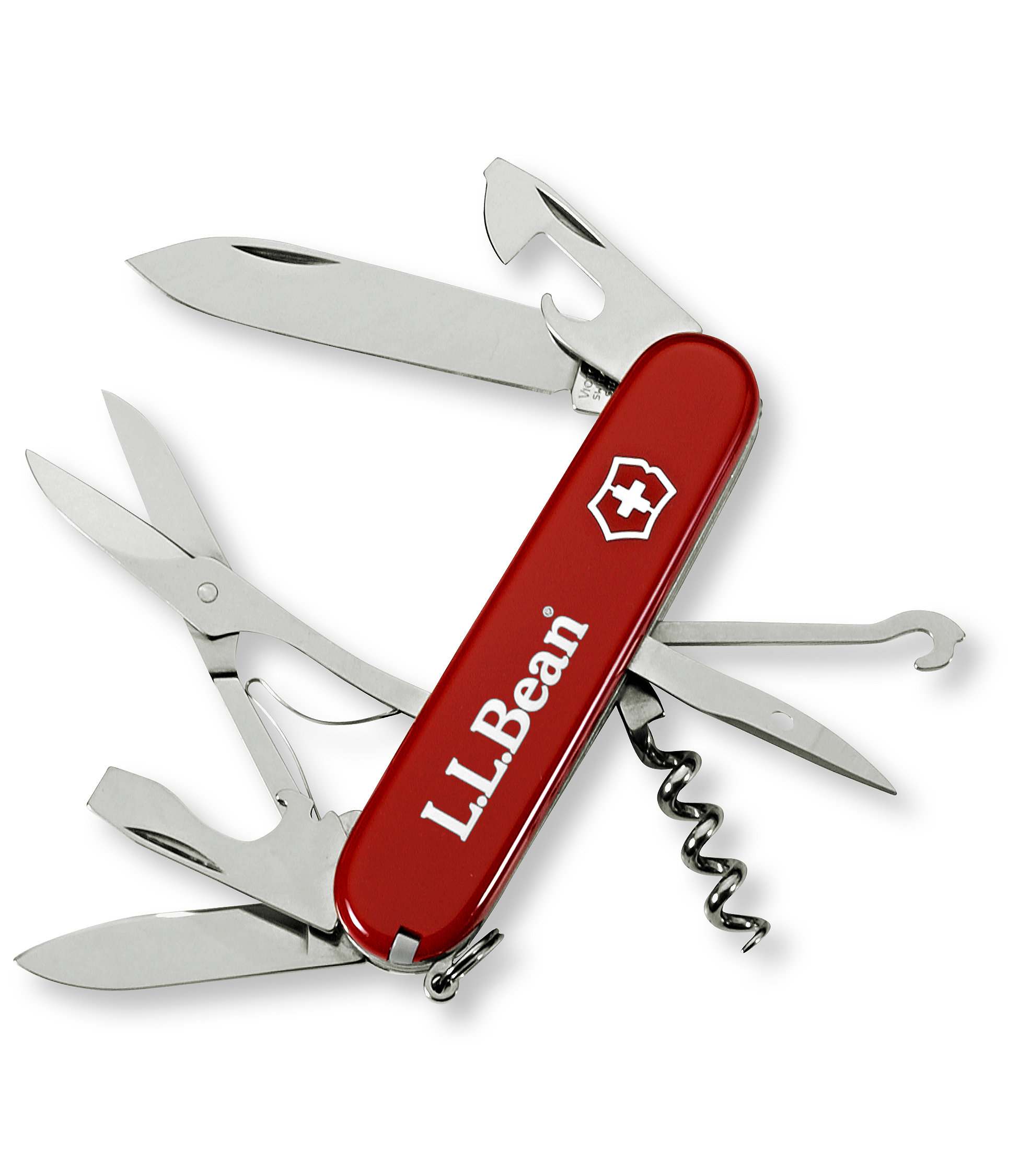 photo: Victorinox Swiss Army Climber multi-tool