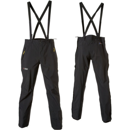 photo: Berghaus Couloir Pant waterproof pant