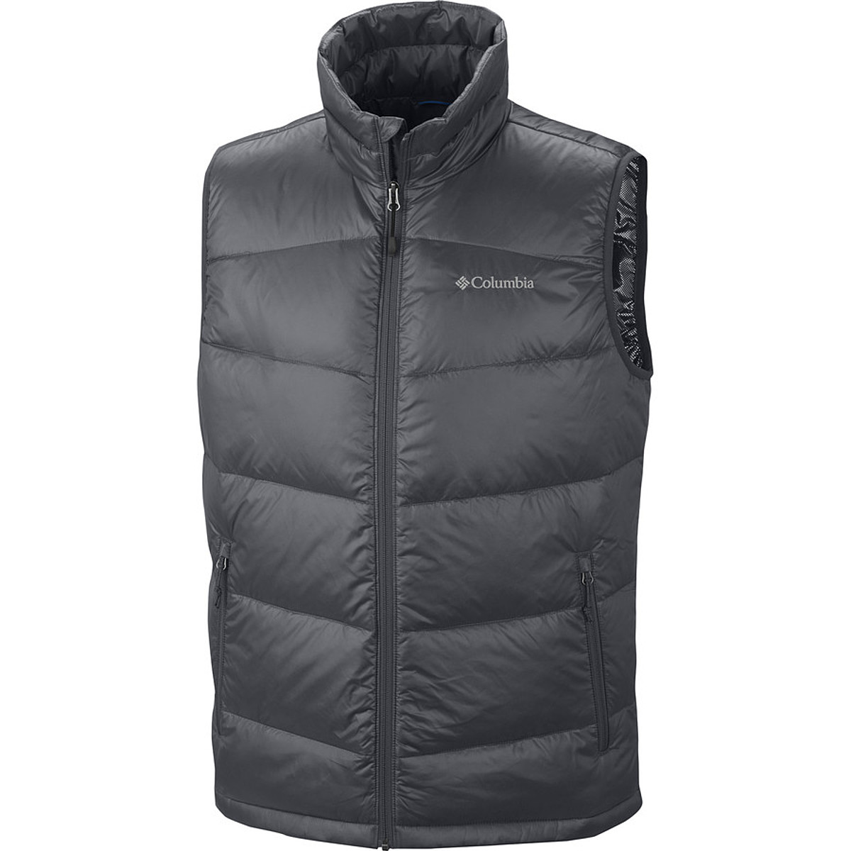 photo: Columbia Gold 650 Turbodown Down Vest down insulated vest