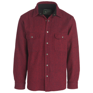 photo: Woolrich Alaskan Wool Shirt hiking shirt