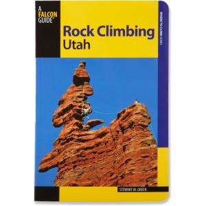 Falcon Guides Rock Climbing Utah