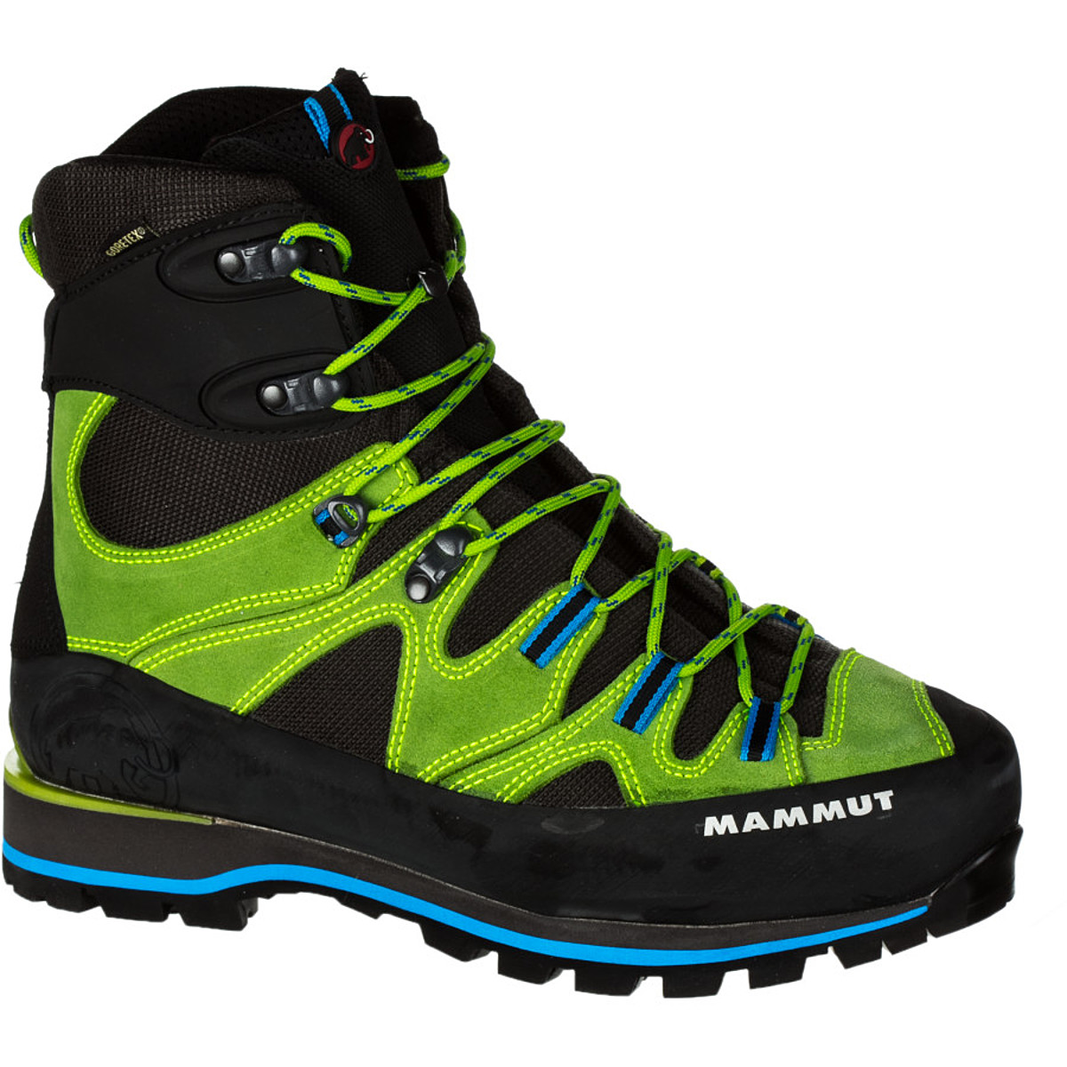 photo: Mammut Monolith GTX mountaineering boot