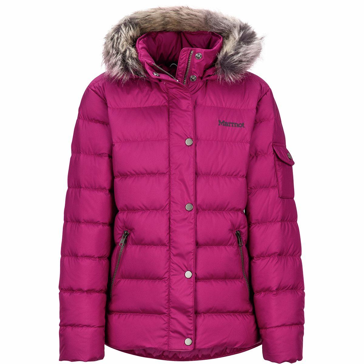 photo: Marmot Girls' Hailey Jacket down insulated jacket
