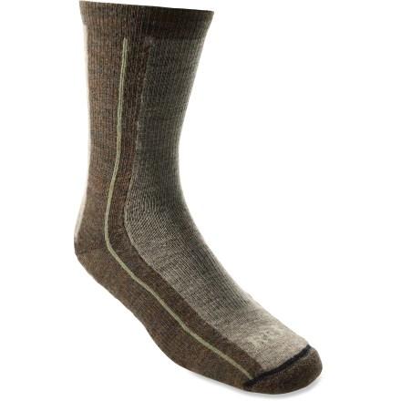 REI Merino Wool Side Stripe Socks