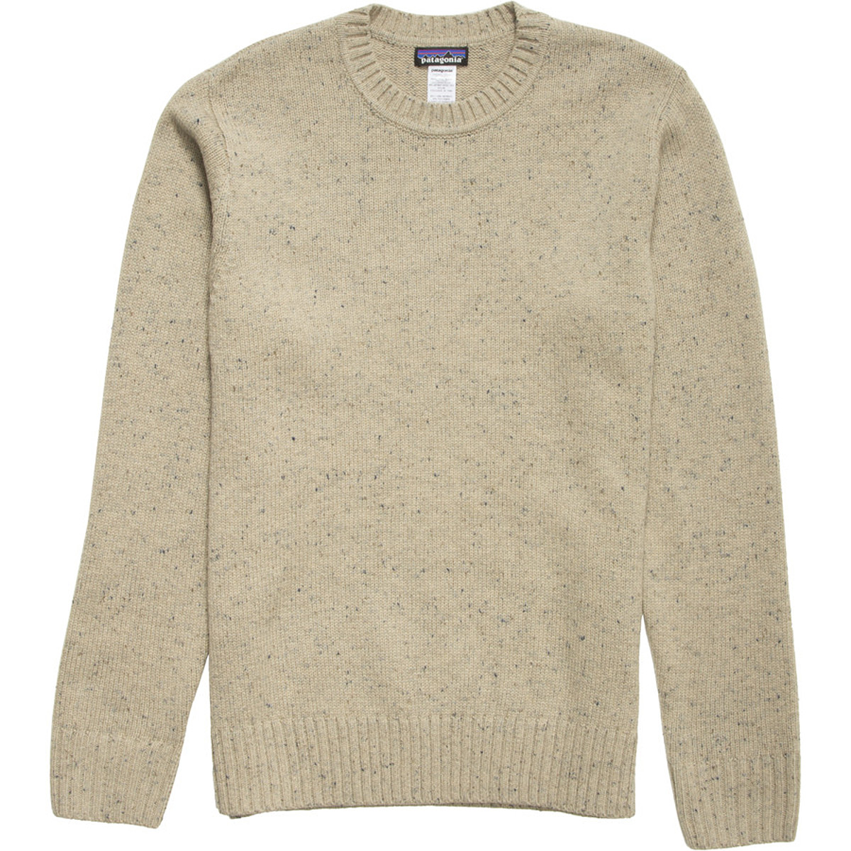 photo: Patagonia Lambswool Crew long sleeve performance top