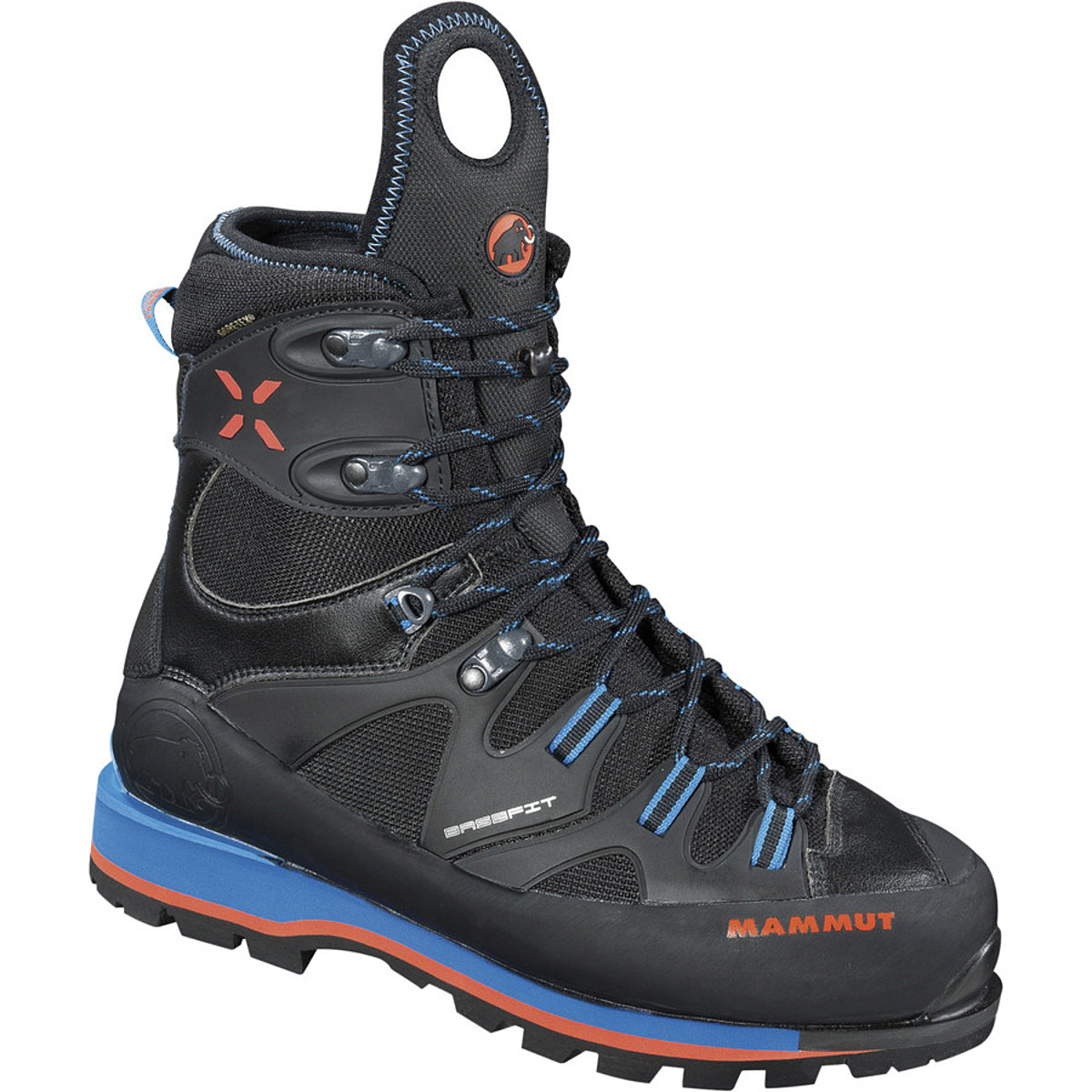 photo: Mammut Eiswand GTX mountaineering boot