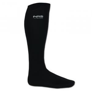 photo: NRS Boundary Sock with HydroCuff waterproof sock