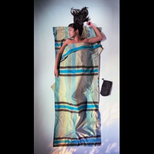 photo: Cocoon Flannel TravelSheet sleeping bag liner