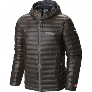 Columbia OutDry Ex Gold Hooded Down