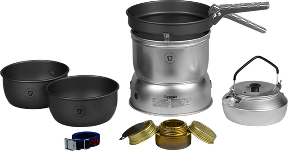 Trangia Hard Anodized Stove Kit