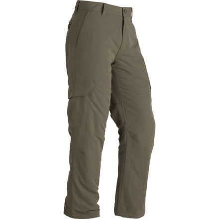 photo: Marmot Ridgecrest Insulated Pant synthetic insulated pant