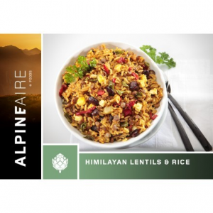 Richmoor Himalayan Lentils & Rice