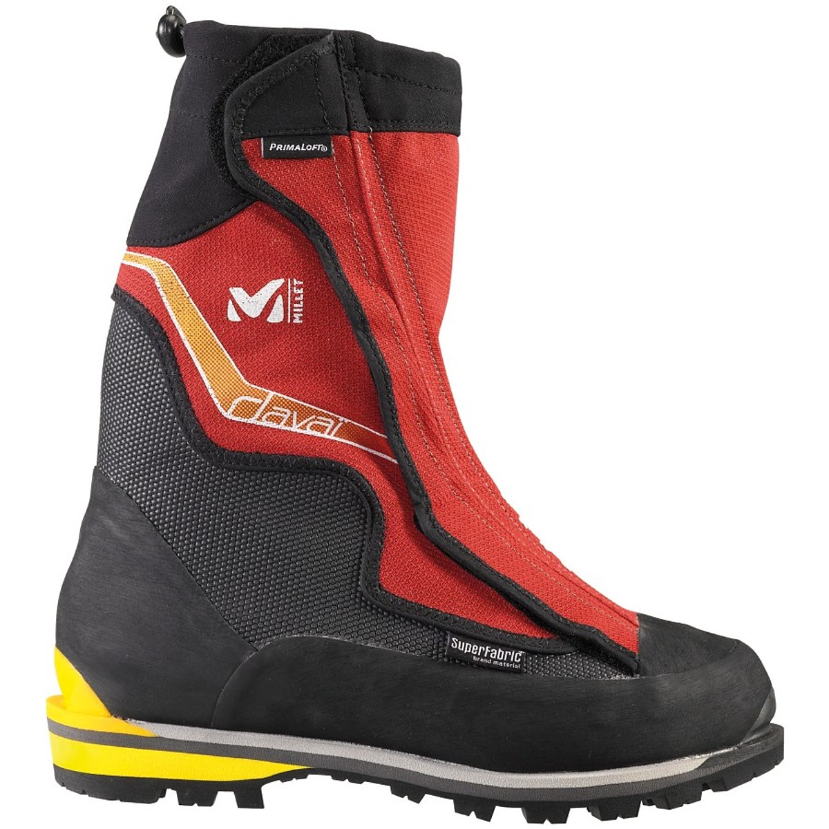 photo: Millet Davai mountaineering boot