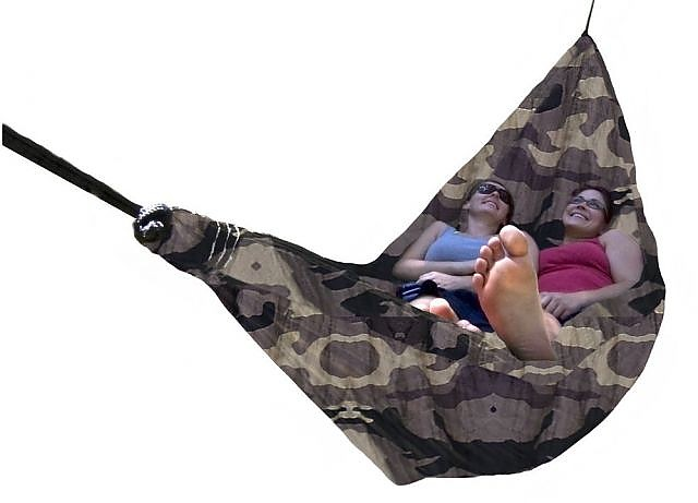 photo: Trek Light Gear Double Hammock hammock